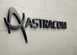 logo 3d astracom