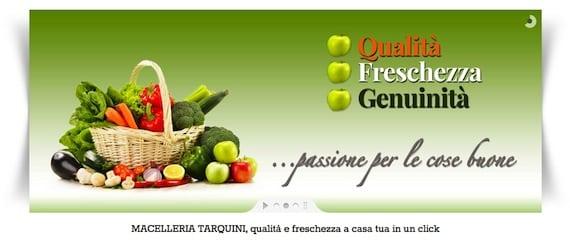 Realizzazione sito e-commerce prodotti tipici abruzzesi