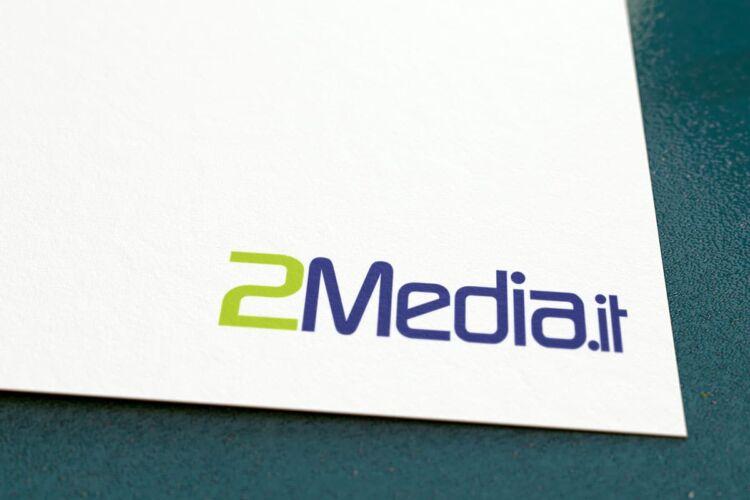 Realizzazione logo 2media