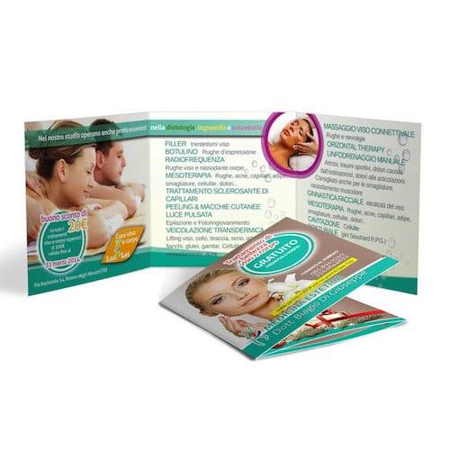 brochure medicina estetica
