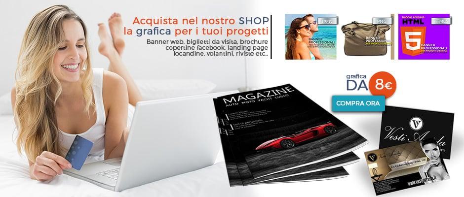 acquista grafica online