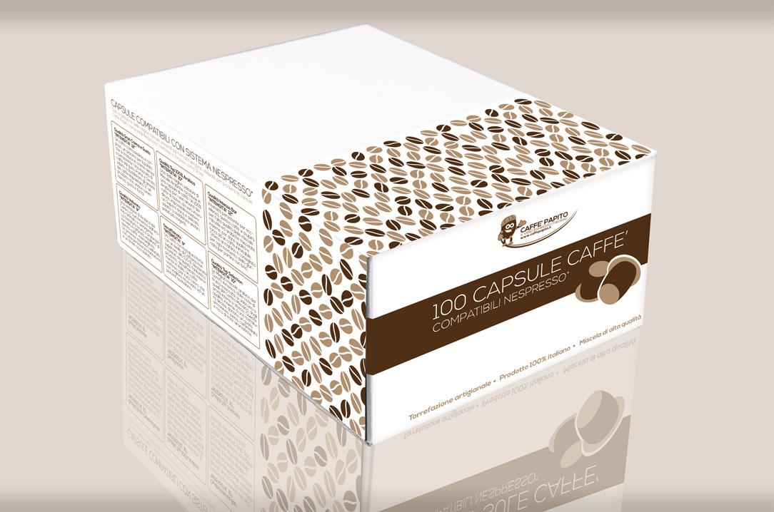 Realizzazione grafica scatola- Packaging scatola