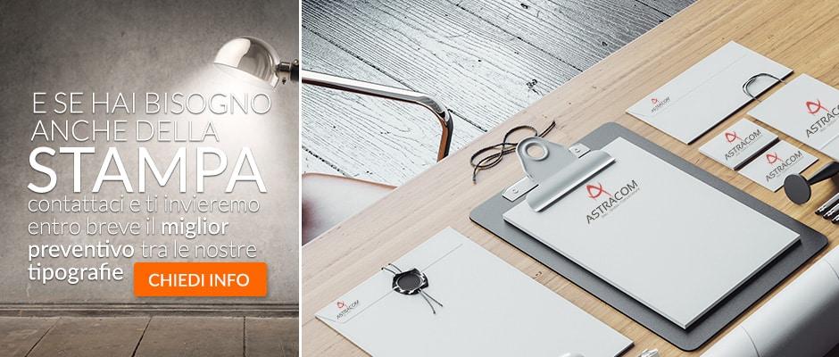 web agency grafica e stampa