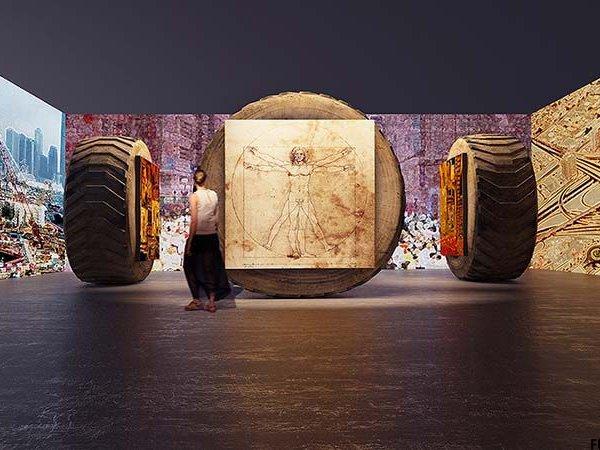 Comunicato stampa artista internazionale Fu Wenjun