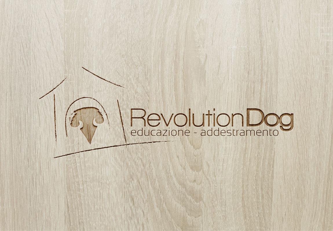 Realizzazione logo educatore cinofilo