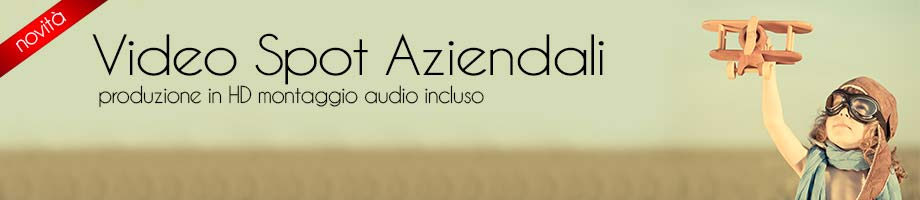 video spot aziendali