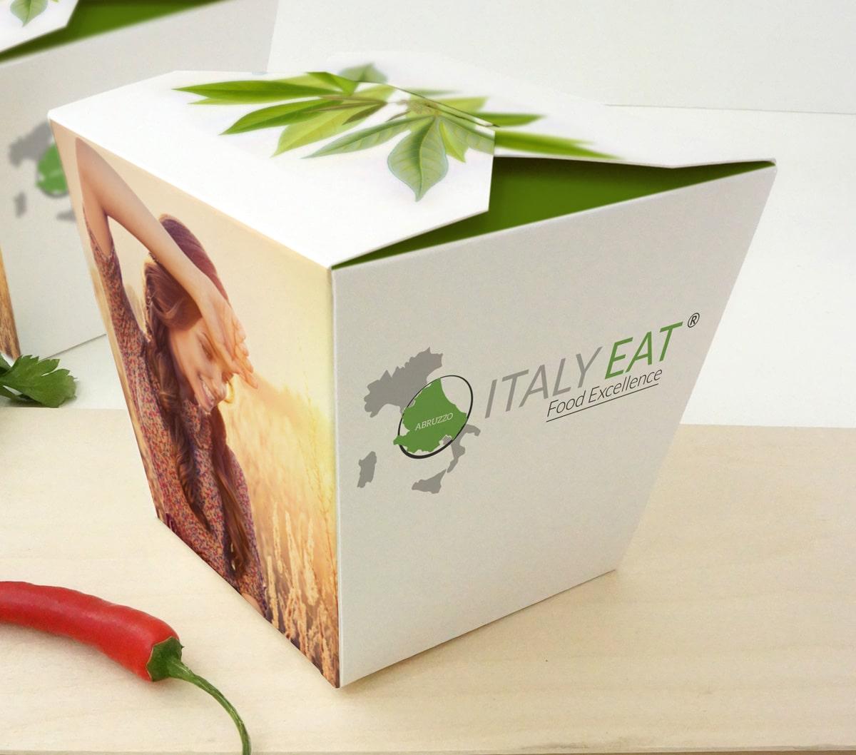 Creazione logo Italyeat – Food Excellence