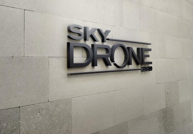 Creazione logo SkyDrone360