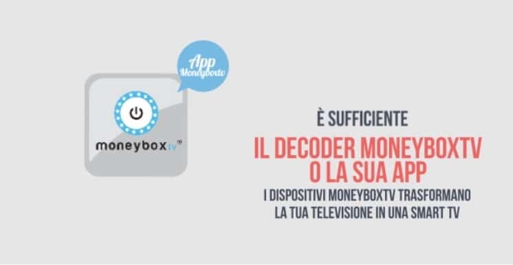 Realizzazione Video Spot in motion graphics per MoneyBoxTV