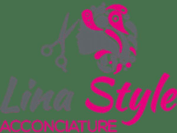 Realizzazione grafica logo Lina Style Acconciature