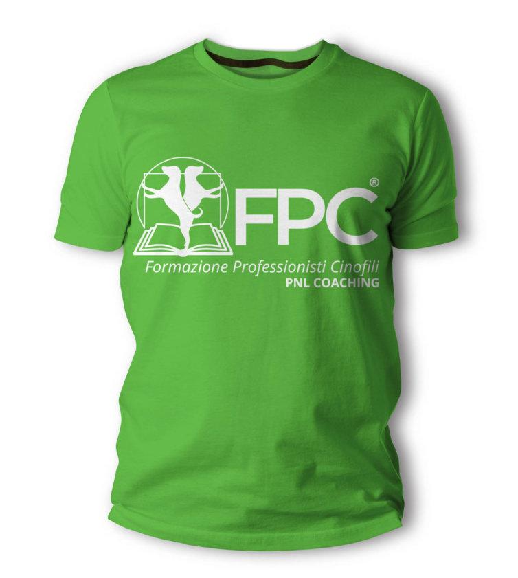 Realizzazione logo + progetto registrazione FPC Formazione Professionisti Cinofili