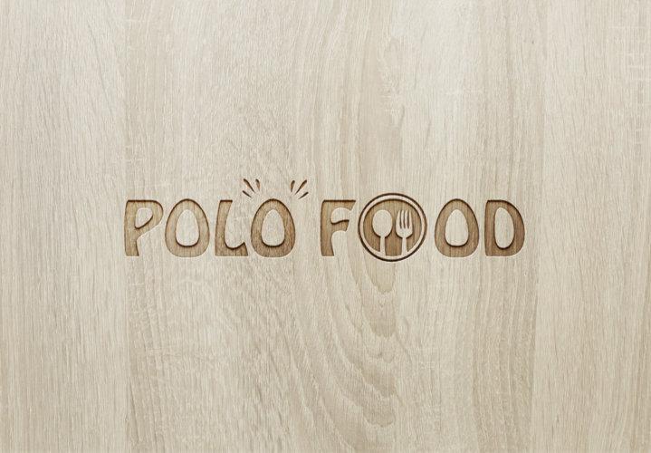 realizzazione logo aziendale Polo Food prodotti alimentari