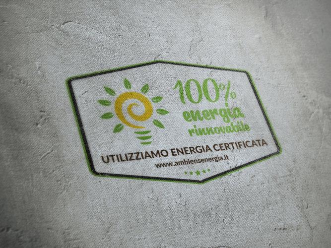 Marchio qualità energia pulita
