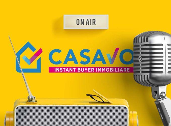 Spot radio Agenzia Immobiliare Casavo